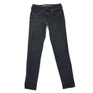 American Eagle Outfitters Zip-Fly Skinny Jeans 2